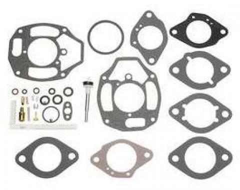 Chevy Carburetor Rebuild Kit, Rochester 1-Barrel, 1949-1954