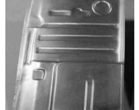 Chevy Floor Pan, Left Front, 1949-1952