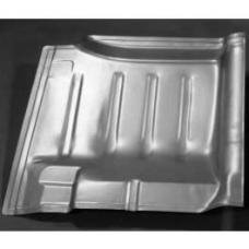 Chevy Floor Pan, Right Rear, Best, 1953-1954
