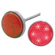 Chevy Taillight Reflector, LED, 1951-1952