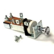 Chevy Headlight Switch, Replacement Style 6-Volt, 1949-1954