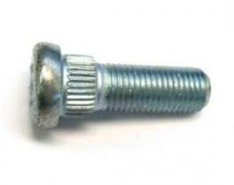 Chevy Wheel Stud Bolt, Front, 1949-1954