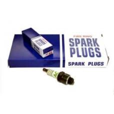 Chevy AC Delco #45 Fire Ring Spark Plugs, Reproduction