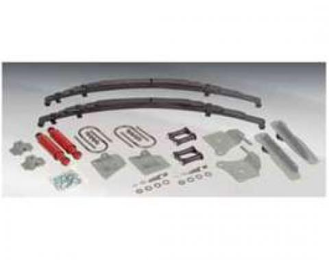 Chevy Leaf Spring Kit, For Ford Rear End, 1949-1954