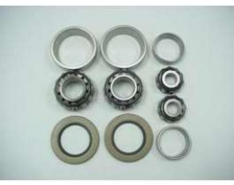 Chevy Wheel Bearing Kit, Front Tapered Roller, 1949-1954