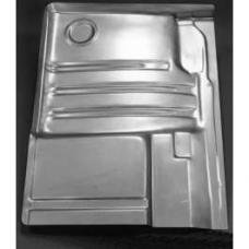 Chevy Floor Pan, Right Front, Best, 1953-1954