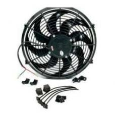 Chevy Electric Cooling Fan, 14, 1949-1954