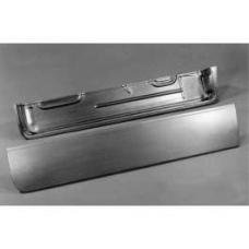 Chevy Inner And Outer Door Bottom And Skin, 2-Door, Right, 1949-1952