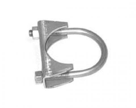 Chevy Muffler Clamp, 1-3/4 Stainless Steel, 1949-1954