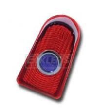 Chevy Glass Taillight Lens, With Glass Blue Dot, 1949-1950