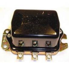 Chevy Voltage Regulator, 6-Volt, 1953-1954