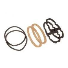 Chevy Taillight Lens & Housing Gaskets, 6-Piece, 1954