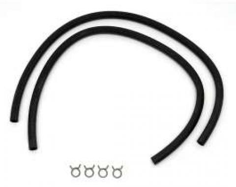 Chevy Heater Hose Kit, 5/8, 1949-1954