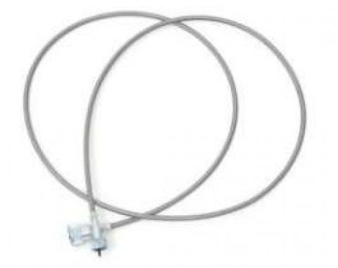 Chevy Speedometer Cable, With Metal Housing, 1949-1957