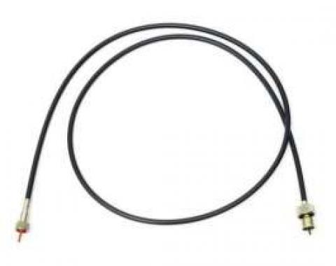 Speedometer Cable, 69, 1949-1957