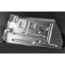 Chevy Toe Board Panel, Right, Best, 1953-1954