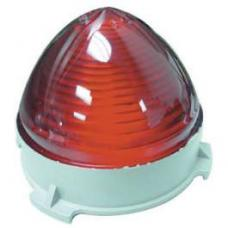 Chevy Center Taillight Lens, 1953