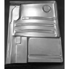 Chevy Floor Pan, Left Front, Best, 1953-1954