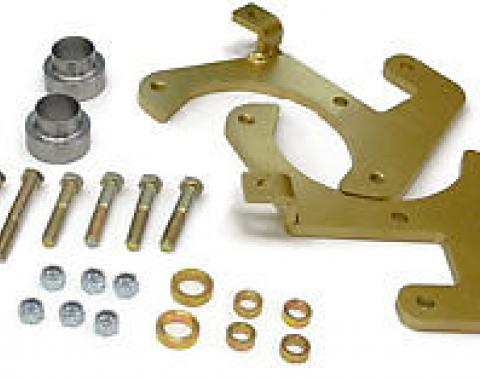 Chevy Disc Brake Conversion Brackets, 1949-1954