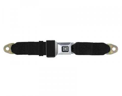 """Universal Lap Belt, 60"""" with GM Buckle"""