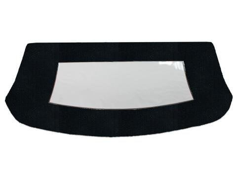 Kee Auto Top CD1024CO14SF Convertible Rear Window - Cloth, Direct Fit
