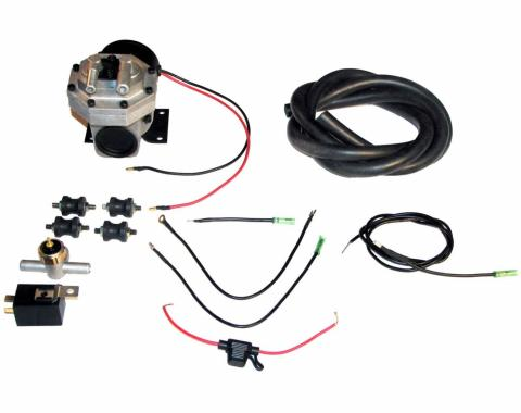 Right Stuff Electric Vacuum Pump Kit EVP01
