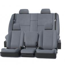 Covercraft Precision Fit Leatherette Third Row Seat Covers GTC1056LTMG
