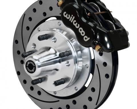 Wilwood Brakes Forged Dynalite Big Brake Front Brake Kit (Hub) 140-12022-D