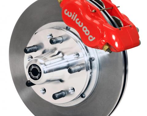 Wilwood Brakes Forged Dynalite Pro Series Front Brake Kit 140-12021-R