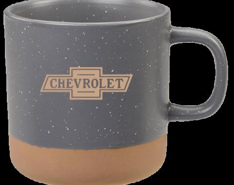 Grey Santos 12oz Chevrolet Ceramic Mug
