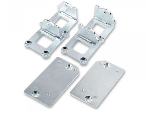 Hooker Blackheart Engine Mount Brackets, LS-Swap