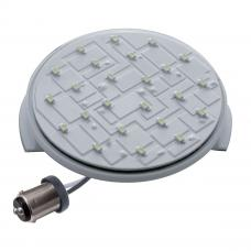 United Pacific 24 LED Dome Light Conversion For 1955-60 Chevy Car, Except Hardtop And Nomad CDL555701