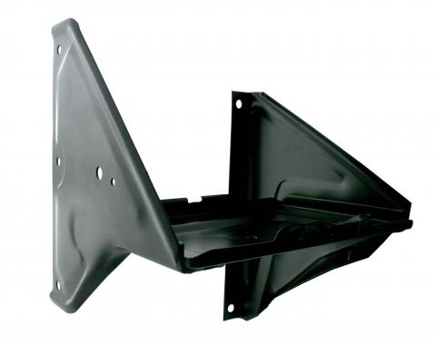 United Pacific Black Powder Coated Battery Tray For 1967-72 Chevy & GMC Truck C677203