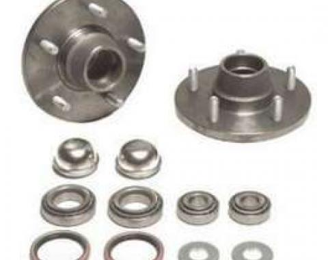 Chevy Hub Conversion Kit, Tapered Roller Bearing, 1958-1960 & Replacement, 1961-1968