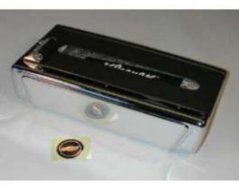 Full Size Chevy Accessory Tissue Dispenser, 1964-1965