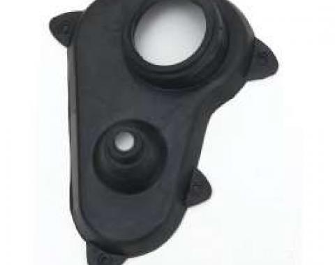 Full Size Chevy Steering Column To Firewall Seal, For Cars With Manual Transmission, 1961-1964