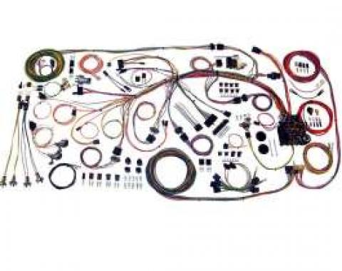 Chevy Classic Update Wiring Kit, Impala, American Autowire, 1959-1960