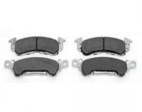 Full Size Chevy Front Disc Brake Pads, Ceramic, 1958-1967