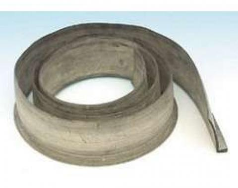 Full Size Chevy Rear Body To Bumper Seal, 1956, 1958