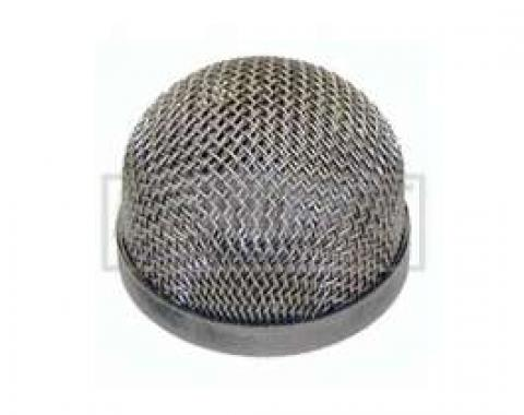 Full Size Chevy Air Cleaner Flame Arrestor Cap, 1965-1969