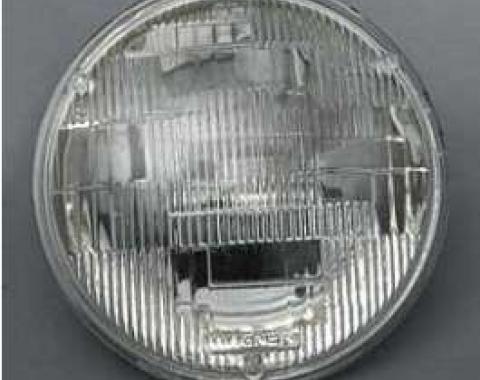 Full Size Chevy Low Beam Headlight Bulb, 1958-1976