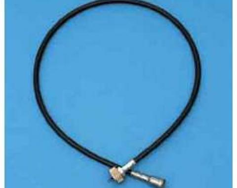 Full Size Chevy Speedometer Cable, Upper, With Cruise Control, 1969-1970