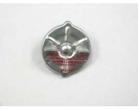 Full Size Chevy Gas Cap, Vented, 1964-1972