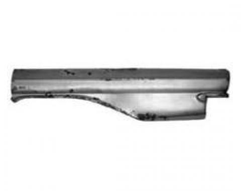 Full Size Chevy Lower Quarter Panel Repair Panel, Left, Rear, 1960