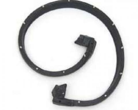 Full Size Chevy Convertible Header Seal, 1971-1975