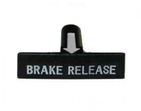 Chevy Brake Handle, Parking, 1960-1963