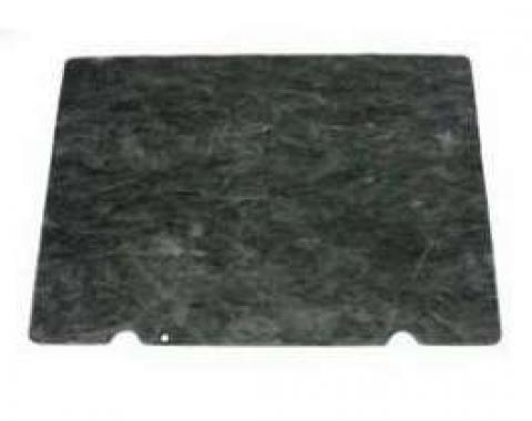 Full Size Chevy Hood Insulation Pad, 1959-1960