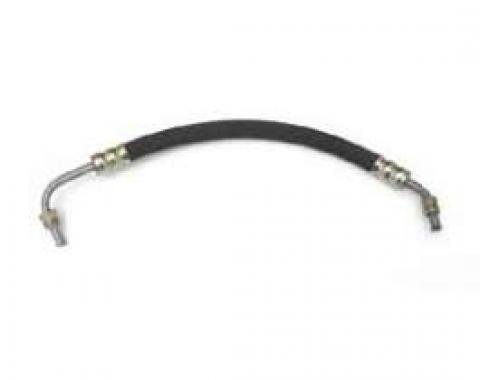 Full Size Chevy Power Steering Flare Pressure Hose, 605, Small Block Or Big Block, 1958-1972