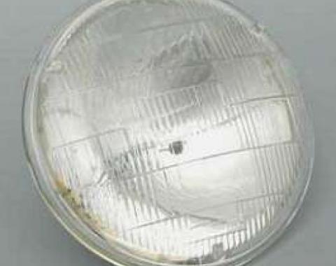 Full Size Chevy High Beam Headlight Bulb, 1958-1976
