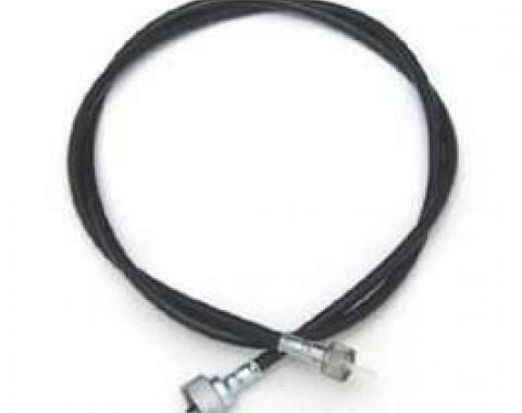 Full Size Chevy Speedometer Cable, Lower, With Cruise Control, 1971-1972